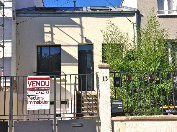 Biens vendus maisons appartements rueil malmaison for Maison de l europe rueil